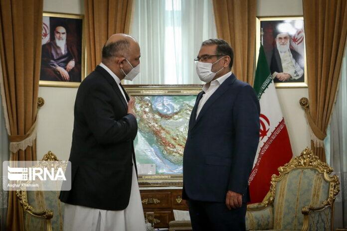 Enemies Trying to Undermine Friendly Ties of Iran, Afghanistan: Shamkhani