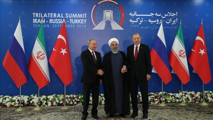 Iran to Host Extraordinary Meeting of Rouhani, Putin, Erdogan