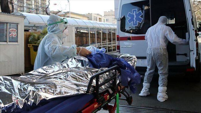 Iran's Coronavirus Figures Surge Again