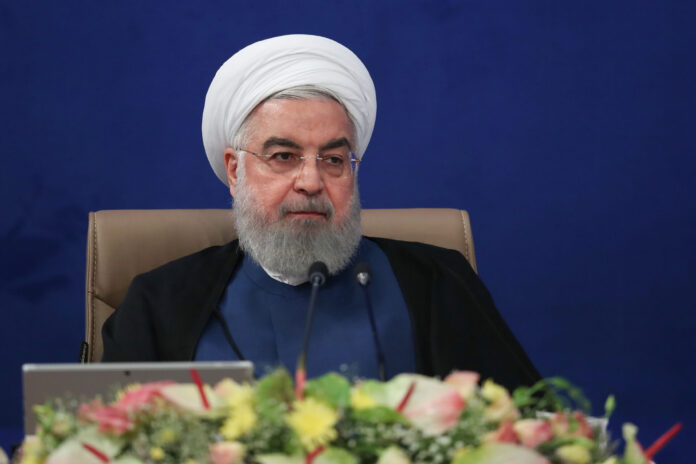 Rouhani Urges New White House Ruler to End Economic Terrorism against Iran