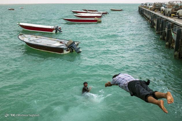 Bahrakan; The Biggest Fishing Port of Iran 16
