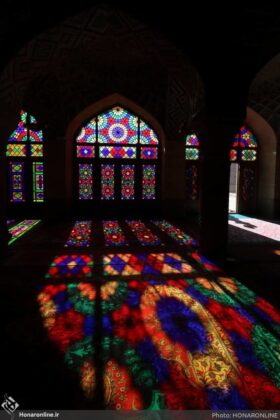 Colourful Windows; An Inseparable Part of Persian Architecture