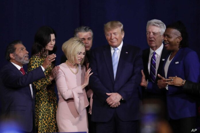 Evangelicalism and US Politics Why Evangelicals Like Trump So Much