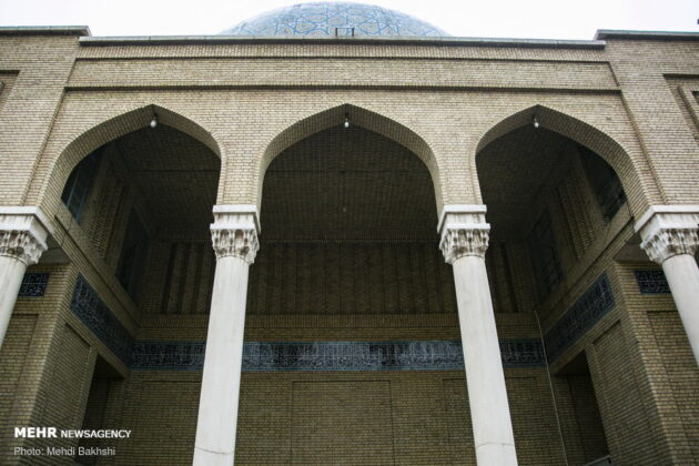 Grand Mosque of Qom 5