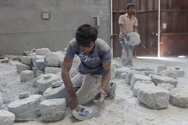 Harkareh; A Traditional Stone Pot to Heal Ailments