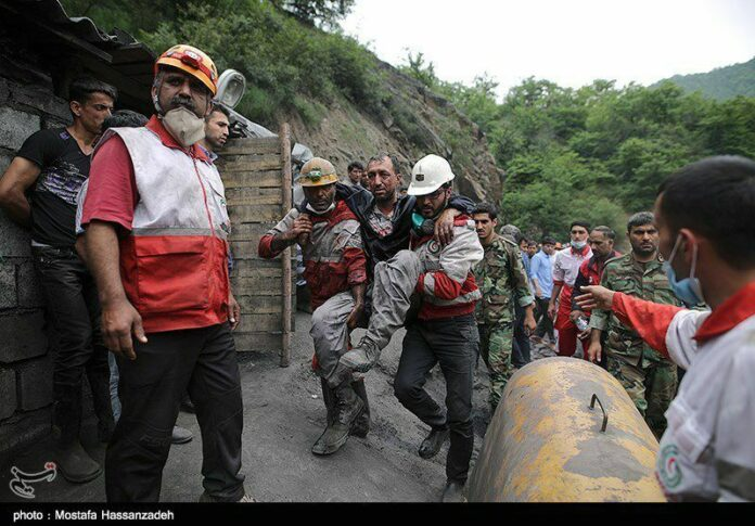 Several Miners Killed, Injured in Western Iran