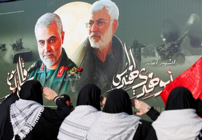 Iran FM, Iraq's Top Judge Discuss Legal Pursuit of Soleimani Killing