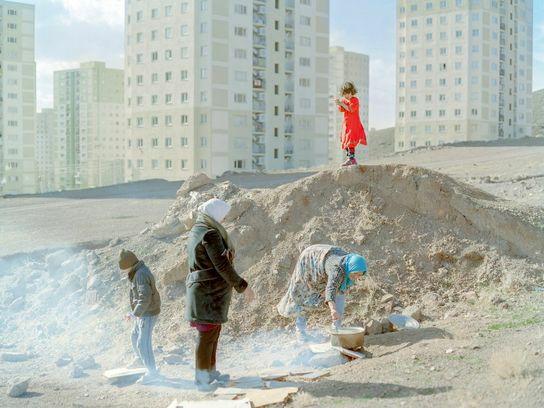 Iranian Photographer Nominated for Leica Oskar Barnack Award 2020