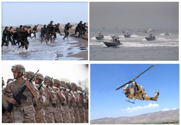 Iran Begins Final Phase of Major War Games in Strait of Hormuz