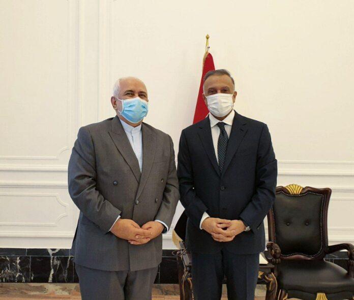 Iran FM Holds Talks with Iraqi PM ahead of al-Kadhimi's Riyadh Visit