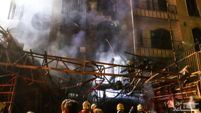 Iran Gov't Condoles with Families of Tehran Clinic Blast Victims