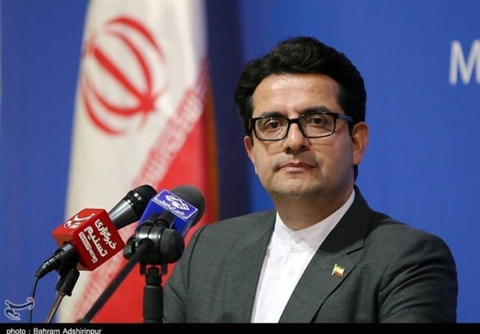 Iran Says Always Ready for Dialogue with All Regional States