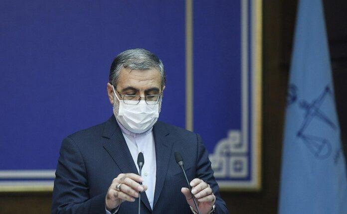 O Irã diz que não ficará do lado simplesmente assistindo às provocações dos EUA