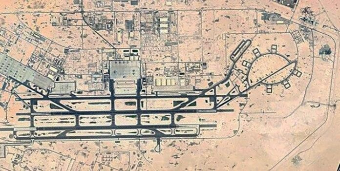 Iran's Military Satellite Takes High-Resolution Images of US Base in Qatar 5