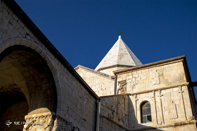 Is Saint Thaddeus Monastery Oldest Christian Church in World 2
