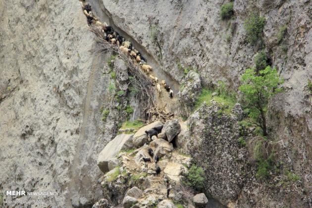 Khoda-Afarin Natural Bridge, Iran