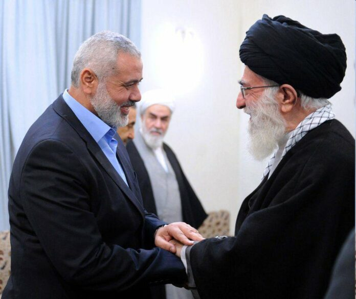 Leader Vows Iran's Unwavering Support for Palestine‌
