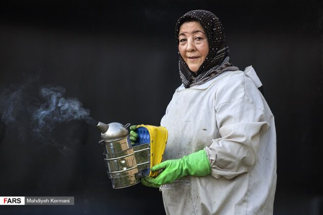 Iranian woman enterpreneur 5