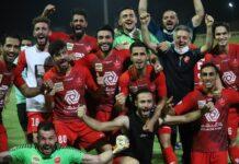 Persepolis Wins Iran Pro League for 4th Consecutive Time