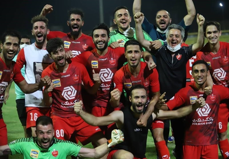 Persepolis Wins Iran Pro League For 4th Consecutive Time Iran Front Page