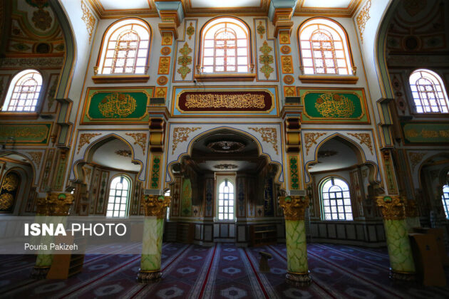 Shafe'i Mosque; A Gem of Architecture in Kermanshah 1