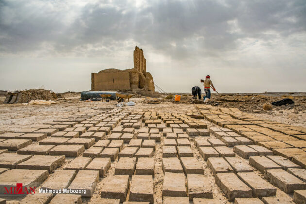 Sistan and Baluchestan; Home to World's Oldest Windmills 2