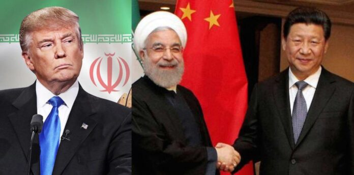 Tehran-Beijing Cooperation to Disrupt World Order Sought by US
