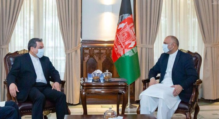 Tehran, Kabul Discuss Closer Economic Ties
