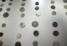 Tehran Police Seize 750 Coins Dating Back to 3,000 Years Ago