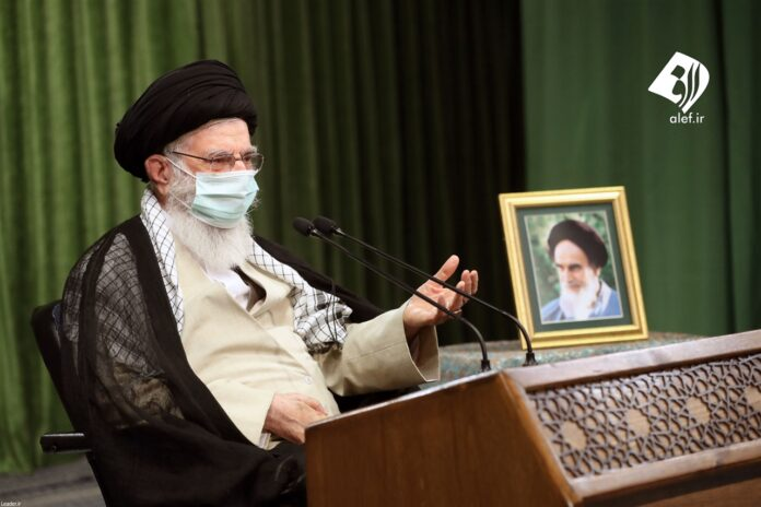 US Most Evil of All Enemies Iran's Leader