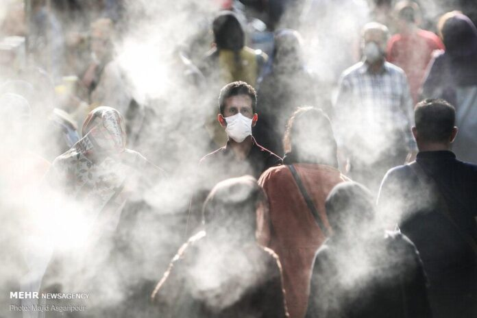 Iran's COVID-19 Cases Hit 345,000: Health Ministry