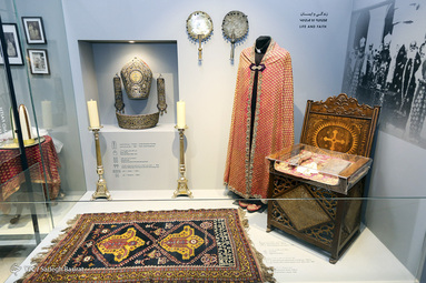 A Look at Jolfa History: An Exhibition of Iranian-Armenian Lifestyle