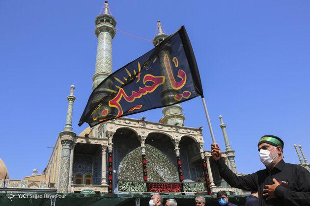 Shiite Muslims Mourn Karbala Tragedy Ahead of Ashura