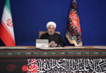 Rouhani Praises Mourners for Observing Health Protocols in Muharram Processions
