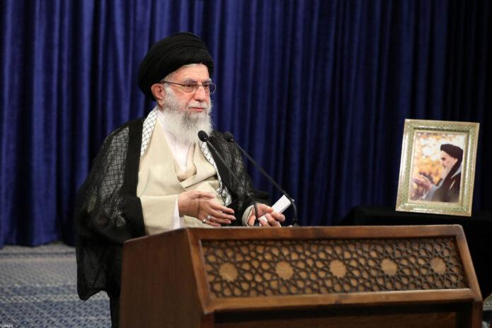 Iran Leader Calls US Model of Governance 'Utter Failure'
