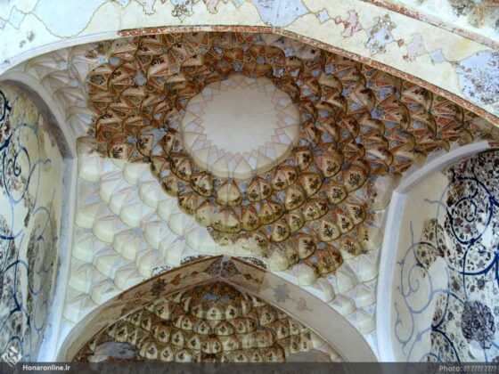 Fresco Art Key Contributor to Traditional Persian Architecture 1