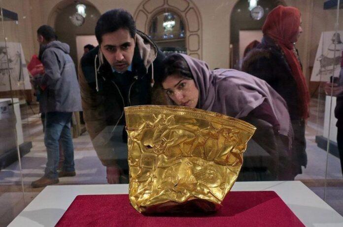 Museo Nacional de Irán