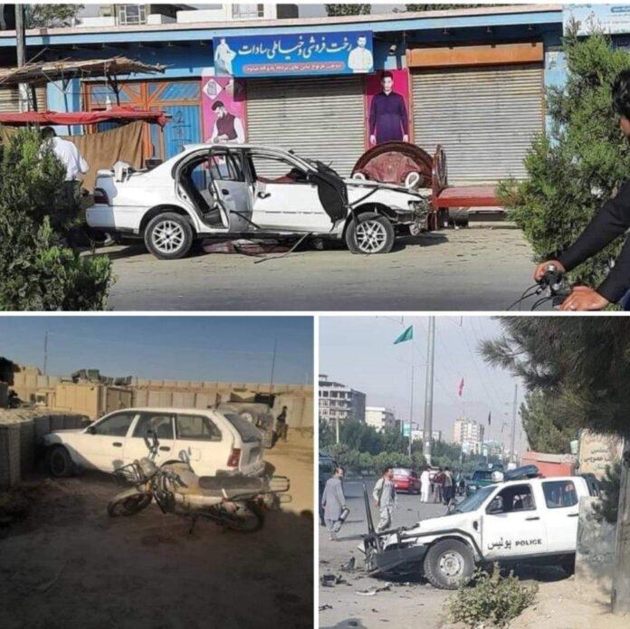 Iran Expresses Concern over Kabul Attacks