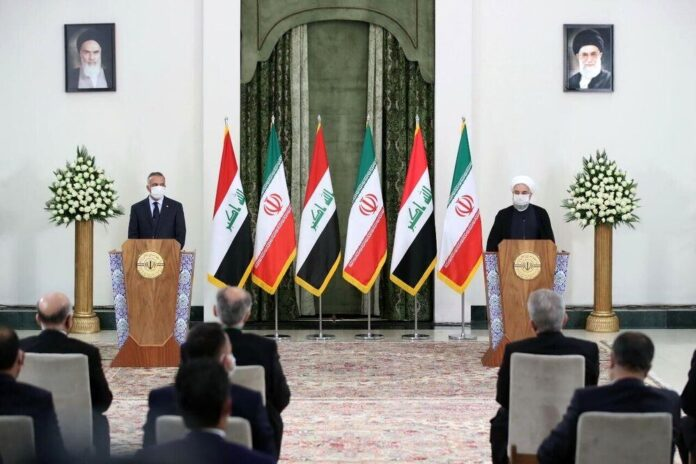 Iran, Iraq Stress Closer Cooperation to Establish Regional Stability