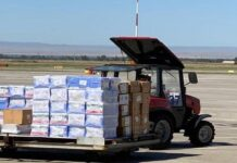 Iran Sends to Kyrgyzstan Equipment to Prevent Coronavirus