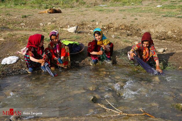 Iranian Children