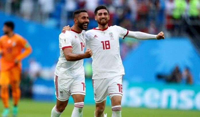 Iranians Professional Footballers in Europe
