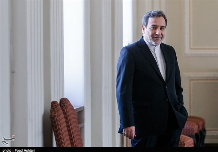 Iran's Deputy FM in Vienna to Attend JCPOA Meeting