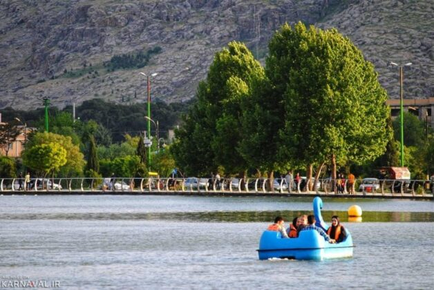 Keeyow Lake; A Popular Resort in Heart of Khorramabad 4