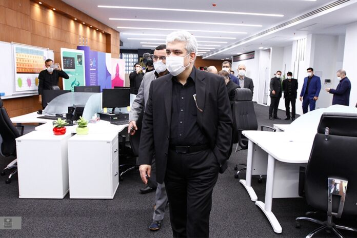 BONTECH Technology Tower Opened in Tehran
