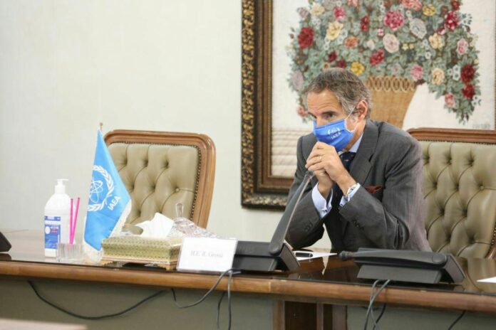 IAEA Not to Bow to Foreign Pressure over Iran: DG Grossi