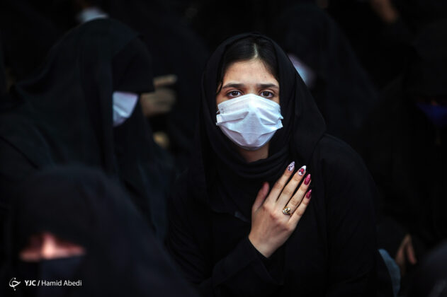 Ashura Marked in Iran amid Strict COVID-19 Measures