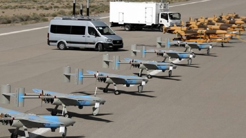 188 Homegrown Drones Delivered to Iran's IRGC 2