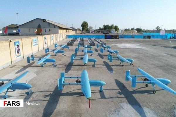 188 Homegrown Drones Delivered to Iran's IRGC 4
