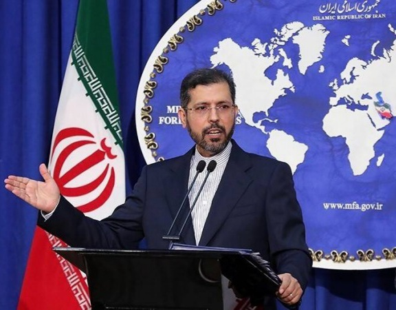 Iran Says Guardian Trying to 'Blackwash' Its Human Rights Situation